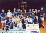 Чемпионы Северо-Европейской баскетбольной лиги.