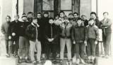 Сборная команда РСФСР, г. Руза, Московской области, 1989 год.
