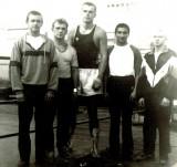 Отделение бокса.