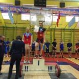 Чемпионка Пермского края Мищерская Софья