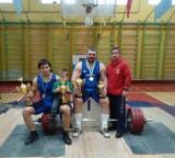 Чемпионы Пермского края Дмитрий и Денис Молодцовы