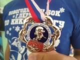 Вот она какая, серебряная медаль!